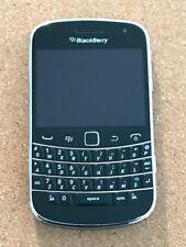 BlackBerry Bold 9900 - 8GB - Black (Unlocked) Smartphone Good Condition