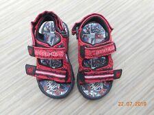 BOYS AMAZING SPIDERMAN INFANT SUMMER SANDALS KIDS TRAIL WALKING BEACH SHOES