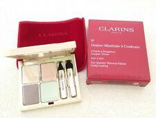 Clarins Eye Quartet Mineral Palette (01) NEW RRP$68 - gift box