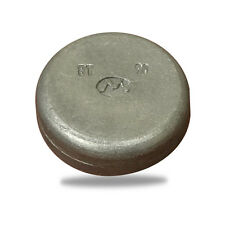 "WB90 Wear Button that is 90 mm in diamater (3 1/2""), 700 brunell hardness"