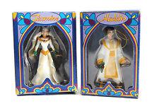 Disney's Aladdin & Jasmine First Issue Christmas Ornaments! Grolier