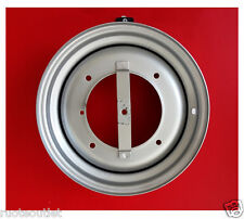 "CERCHIO IN FERRO DA 12"" SPECIFICO PER FIAT 500 OLD STYLE CON STAFFETTA NEW!!!"