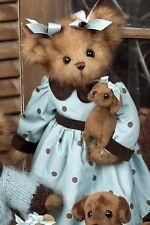 "Bearington Bears ""Dottie & Doxie"" 14"" Collector Bear- Sku #179858 - 2008"