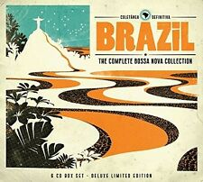 BRAZIL-THE COMPLETE BOSSA NOVA COLLECTION (JOAO GILBERTO, BADEN POWELL 6CD NEUF