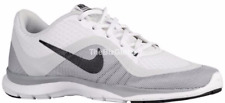 Nike Women's Flex Trainer 6 Training Shoes White/Grey Size 11