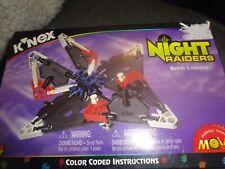 K'Nex Night Raider # 10401 Building Set New