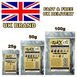 KaiRX Hair Fiber Refill Pack - Hair Loss Concealer Cotton Powder  25g 50g 100g