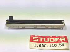 Studer D730 D739 D-Rec CD player replacement fader. New Old Stock   1.630.110.54