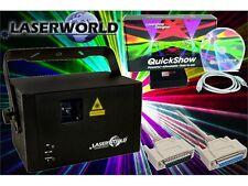 Laserworld CS-1000RGB MKII  inkl. Pangolin Quickshow + 20m ILDA-Kabel