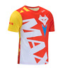 2020 Enduro bike shirt fox motocross bmx racing shirt downhill dh short sleev