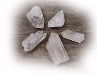 Crystal Quartz Points 87g B24-CJ 30-50mm Healing Crystals Grids Reiki Energy