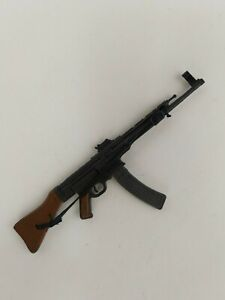 "1/6 Scale Ultimate Soldier WWII German STG 44 Machine Gun 12"" GI Joe Dragon BBI"