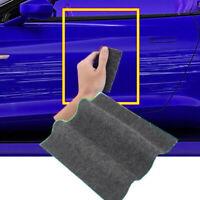 Auto kratzer Radiergummi Entferner Magic Polier Nano Reparatur Tuch Farbe Polish