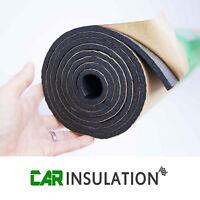 1mx1m Roll 6mm Car Sound Proofing Deadening Van Closed Cell Insulation Foam Mat