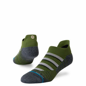 Stance Athletic Socks 'Combat Tab' | Size L | Tab Height | New With Tags