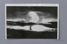 H-Bomb Atomic Photo 1956 press photo atomic bomb