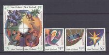 Weihnachten, Christmas - Neuseeland - ** MNH 1991