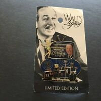 WDW Walt's Legacy Collection The Wonderful World of Disney LE 5000 Pin 42673