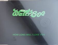 The Waterboys ‎– How Long Will I Love You 663878 [ FRENCH CD MAXI ]