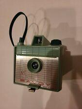 Vintage 1960's Savoy Mint Green Retro Vintage Film Camera w/ Wrist Strap