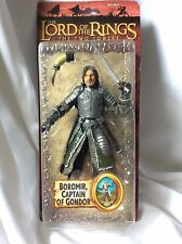 Il Signore degli Anelli Boromir CAPITANO Gondor ACTION FIGURE MARVEL DUE TORRI