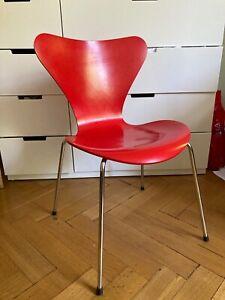 Arne Jacobsen Fritz Hansen Stuhl 3107