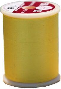 Kanagawa / YLI 100% and #100 Silk Thread [ 214 - Daffodil Yellow ]