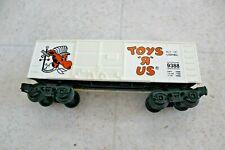 """Vintage Lionel Trains O Scale Toys """"R"""" Us Geoffrey The Giraffe Box Car #9388"""