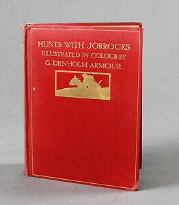 Book Hunts with Jorrocks from Hanley Cross by Robert Surtees
