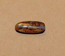 Boulder Opal Cabochon 19x7mm  over 6 cts from Australia  (8955)