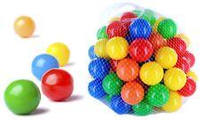 249 bolas baño de MIXTO 55mm MIX Multicolor Colores Brillantes Baby JUEGO