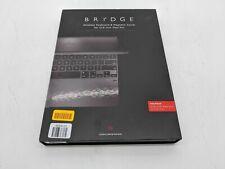 "Good Brydge BRY6022 Wireless Bluetooth Keyboard Cover for iPad Pro 12.9"" -OP0846"