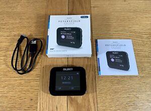 Majority Petersfield Colour Portable DAB Digital Radio Handheld Pocket - FAULTY