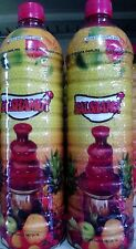 2 X SalShamoy Chamoy Para Fuente Sauce For Fountain Machine 1 Liter Ea 2 Bottles