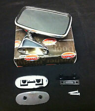 CLASSIC MINI TEX DOOR MIRROR R/H GAM215A STAINLESS STEEL O/S AUSTIN MORRIS 2J5