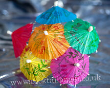 144 x COCKTAIL UMBRELLAS  FREE POSTAGE