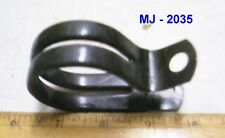 Lot of 5 - Rubber Coated Loop Clamps for 2 1/2 Ton 6 x 6 Military Cargo Truck