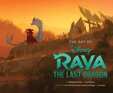 ART OF RAYA & THE LAST DRAGON
