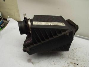 Air Cleaner Classic Style Fits 03-07 SIERRA 1500 PICKUP 196776
