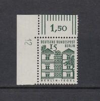 Berlin Mi.-Nr. 243 DZ 12 Bogenecke / Eckrand ** postfrisch