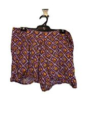 Tigerlilly flowered shorts in size 14