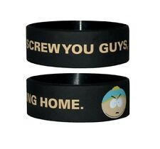 Official South Park - Screw You Guys - Rubber Gummy Wristband