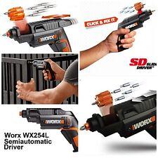 Worx Cacciavite SD Semi automatatic wx254