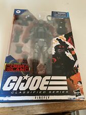 G.I. Joe Classified Series Special Missions: Cobra Island Firefly In Hand