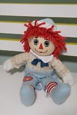 RAGGEDY ANDY PLUSH TOY 30CM CHARACTER TOY GORGEOUS CELEBRATING 95 YEARS OF FRIEN
