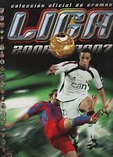 cromos liga 2006/2007 coleccion completa a falte de tres cromos