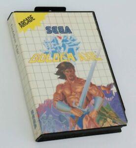 Golden Axe , Sega Master System