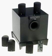 JBL ESC 333 Simply Home Cinema System 5.1 and remote