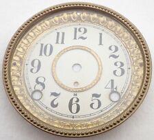 Antique Seth Thomas Adamantine Mantel Shelf Clock Dial Bezel Parts Repair