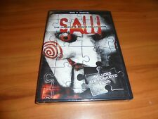 Saw: The Complete Movie Collection (DVD, 2014, 4-Disc Set) NEW